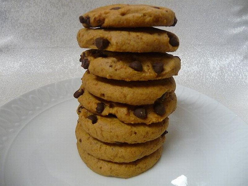Baking Mix Chocolate Chip Cookies from Celeste's Best Gluten-Free, Allergen-Free Recipes | www.celestesbest.com | #glutenfree #gfree #dairyfree