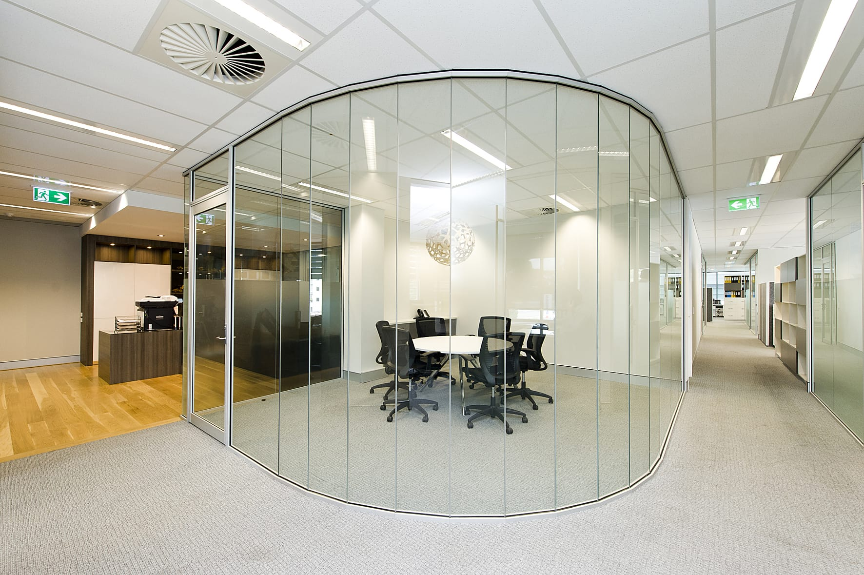 Commercial and Office Fitouts