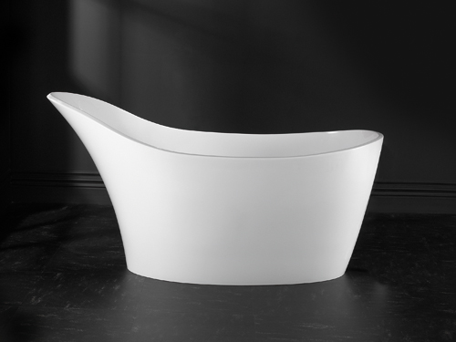 Amalfi Freestanding bath 1632 x 794mm, without overflow
