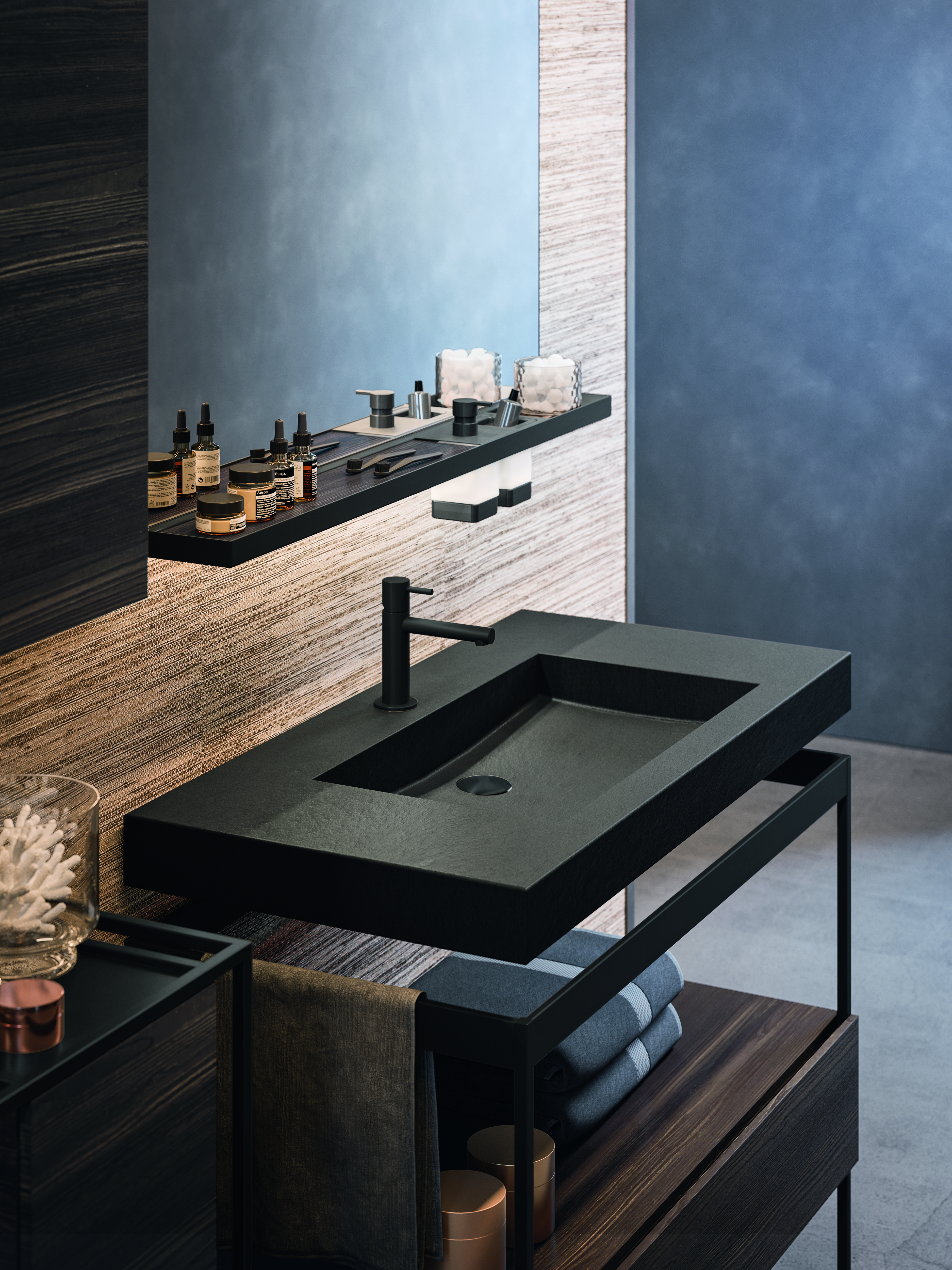 Indissima Bathroom Furniture and Accessories