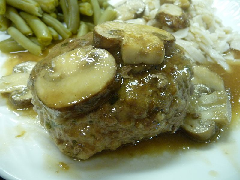 <div>Salisbury Steak with Mushroom Gravy from Celeste's Best Gluten-Free, Allergen-Free Recipes | www.celestesbest.com | #glutenfree #gfree #dairyfree</div><div><br></div>