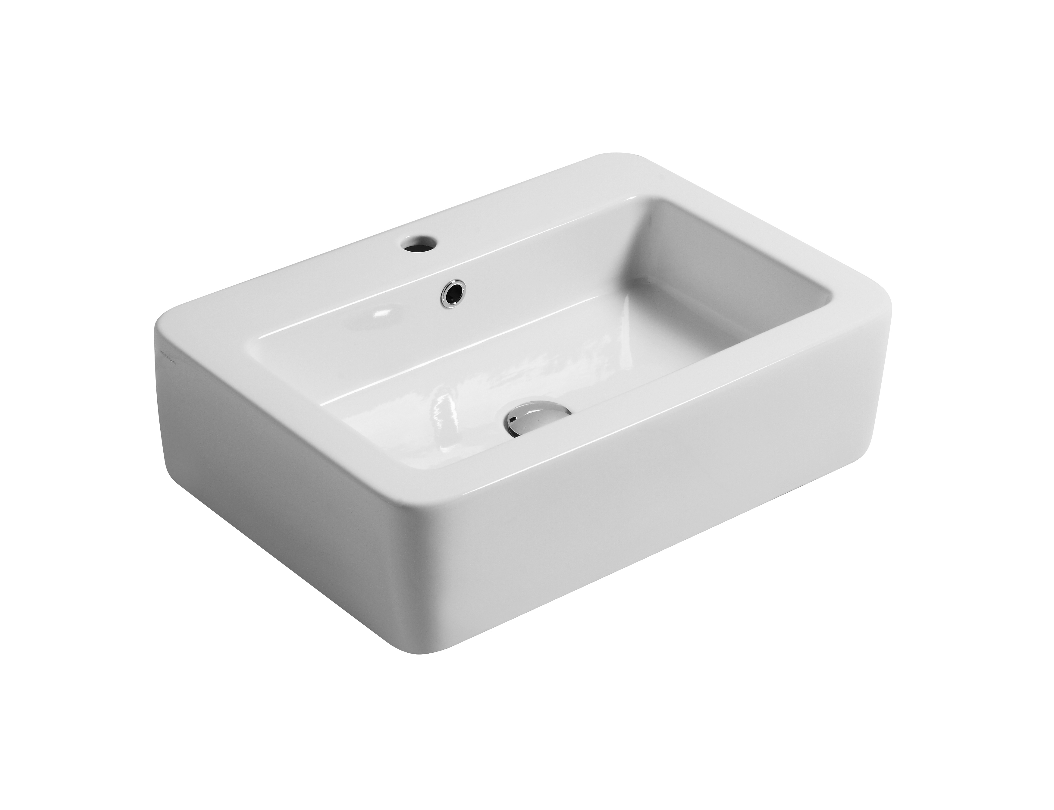 Ego 60cm Wall hung or counter top basin