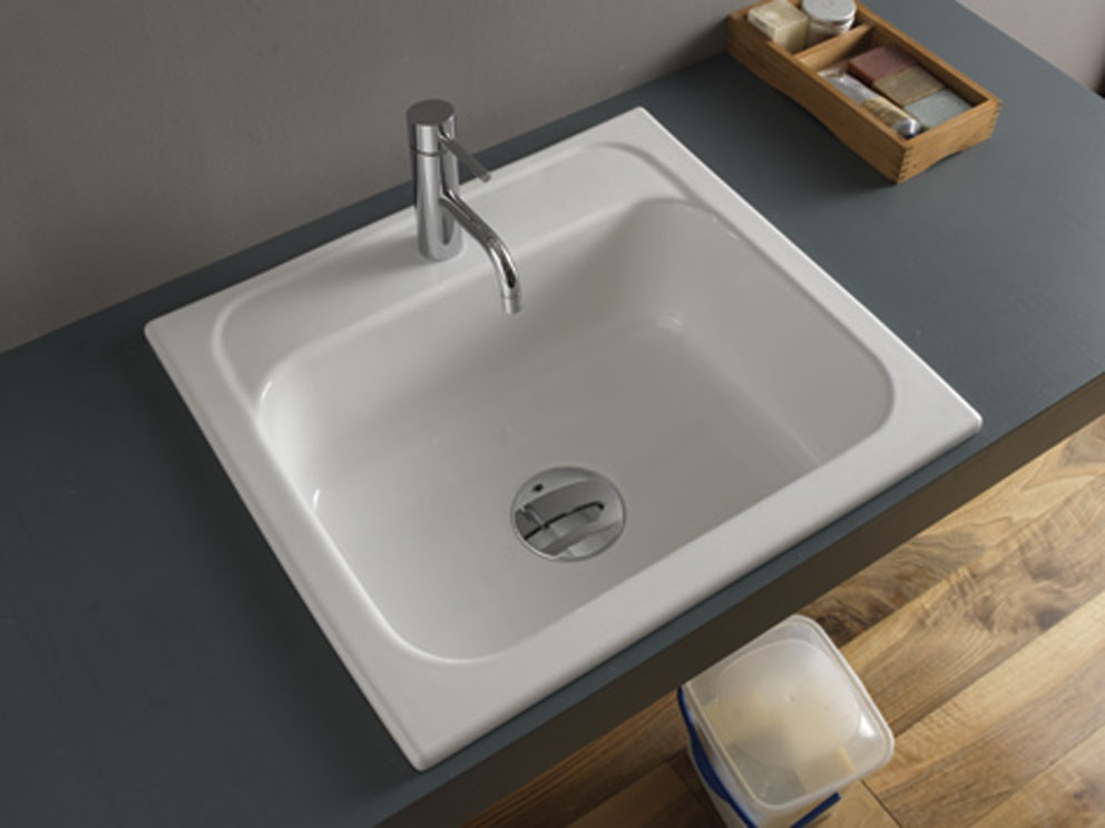 Urban laundry sink 1TH