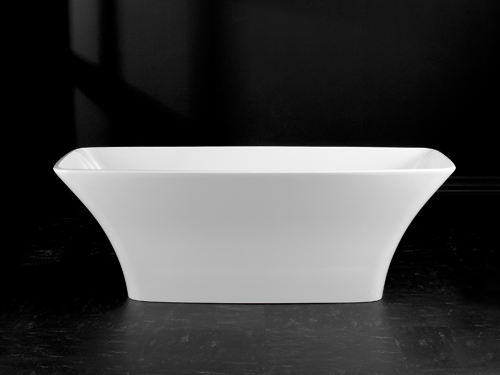 Ravello Freestanding bath 1743 x 753mm, without overflow