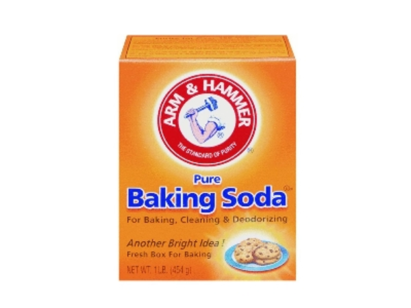 Baking soda is often used in many of the baked gluten-free recipes in the cookbook.