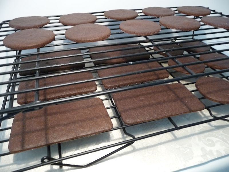 Gluten-Free Chocolate Wafer Cookies from Celeste's Best Gluten-Free, Allergen-Free Recipes | www.celestesbest.com | #glutenfree #gfree #dairyfree