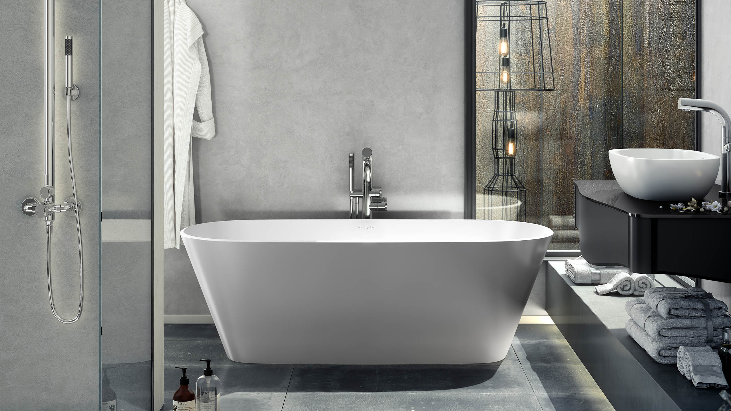 Gro agencies products luxury european bathroom for Bathroom decor osborne park