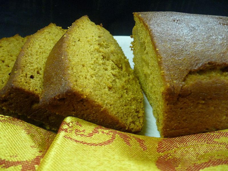 Pumpkin Bread from Celeste's Best Gluten-Free, Allergen-Free Recipes | www.celestesbest.com | #glutenfree #gfree #dairyfree