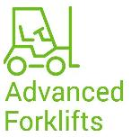 Advanced Forklifts Logo