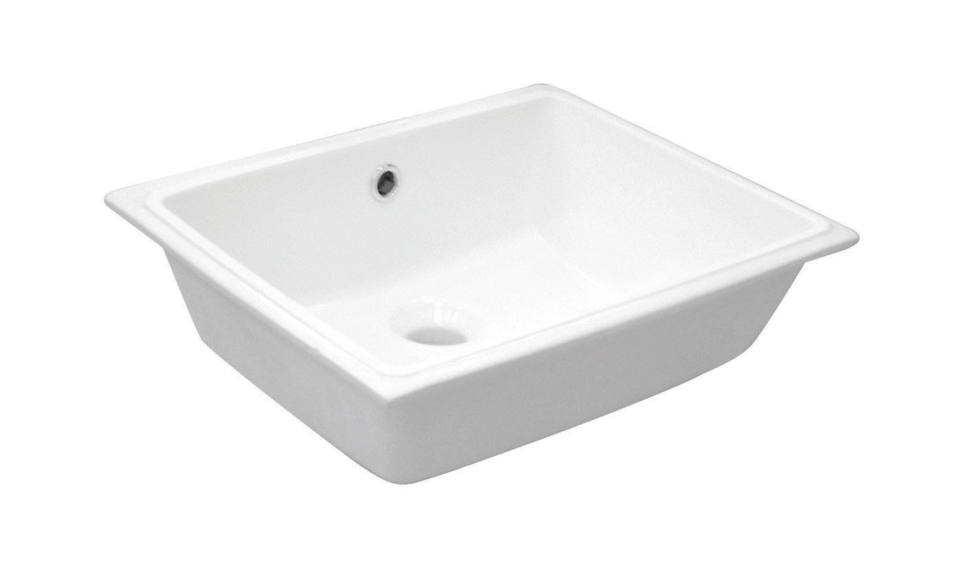 Slim Under Counter basin 50cm