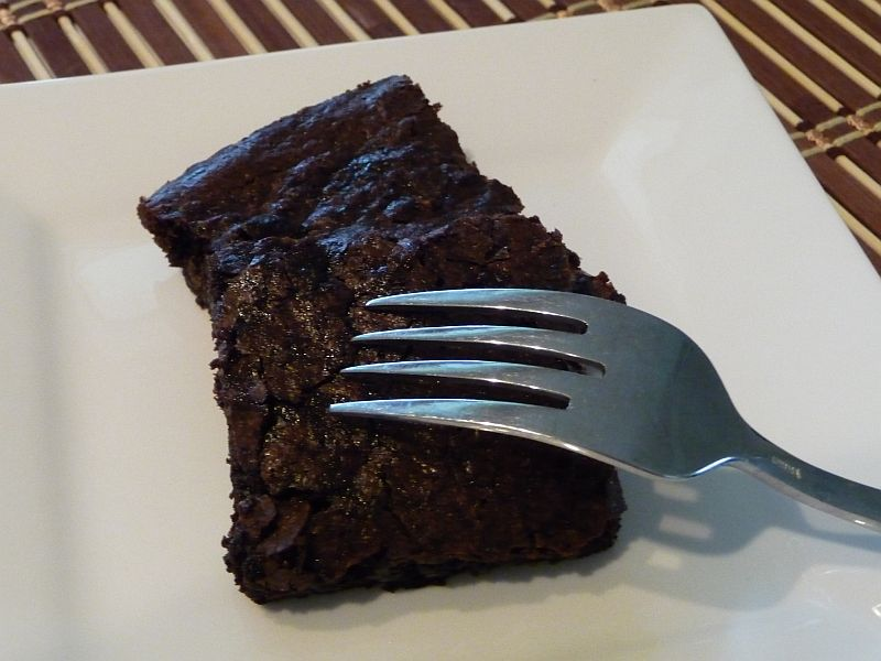 Gluten-Free Brownies from Celeste's Best Gluten-Free, Allergen-Free Recipes | www.celestesbest.com | #glutenfree #gfree #dairyfree