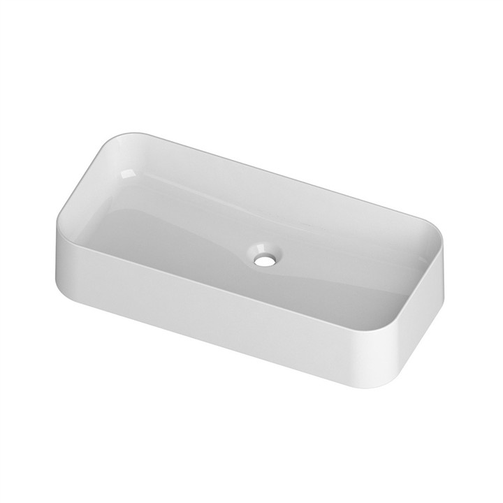 Slim Counter top basin 0TH 80 x 38cm