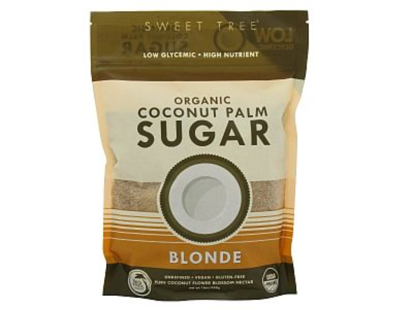 I use coconut palm sugar in all my recipes.