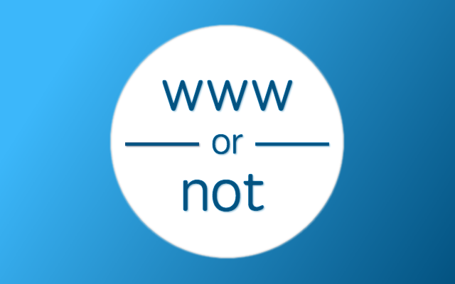 Correctly Manage Your Preferred Domain