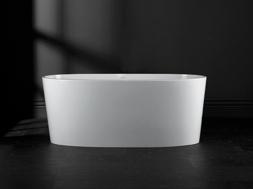 Ios freestanding bath 1511 x 802mm, without overflow