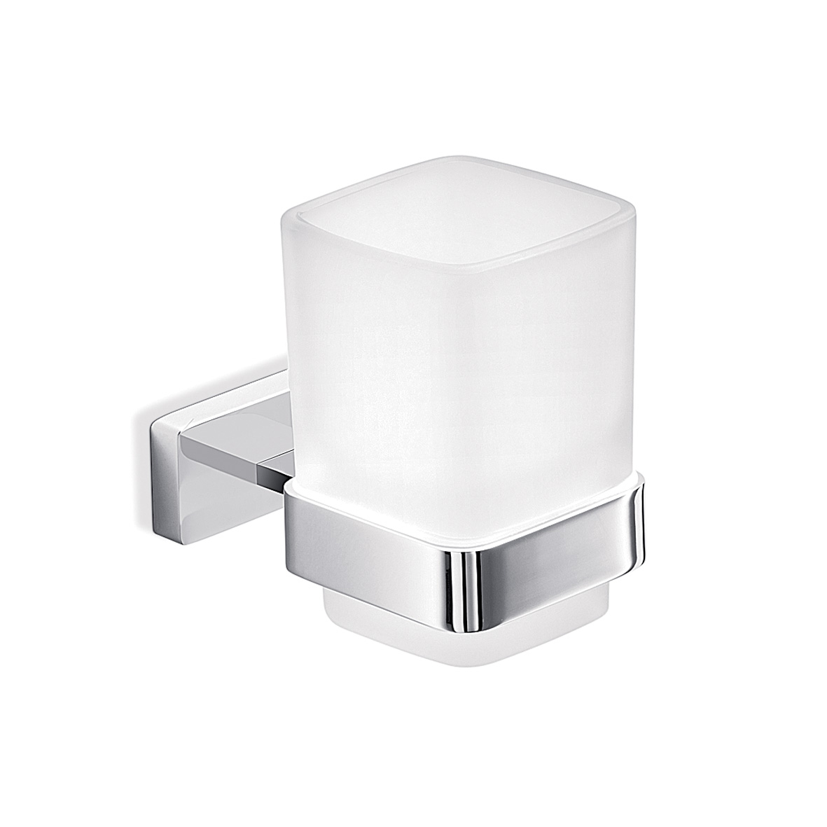 Lea Wall mounted tumbler with holder
