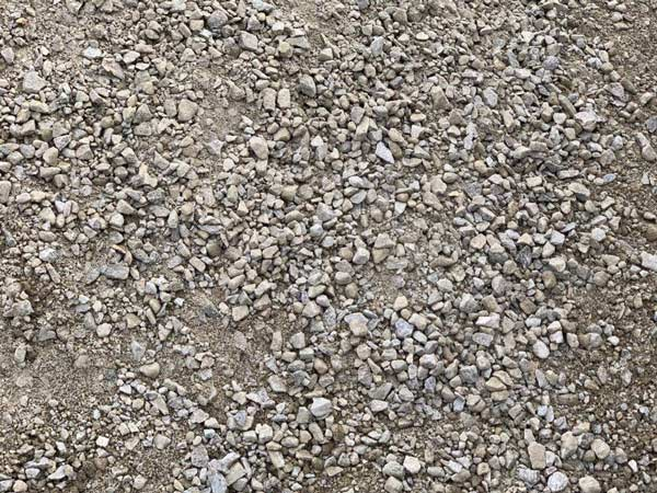 Grey Crushed Rock (20mm)