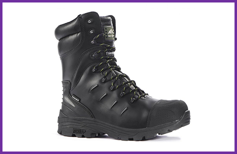 Barsan Trading Safety Boots