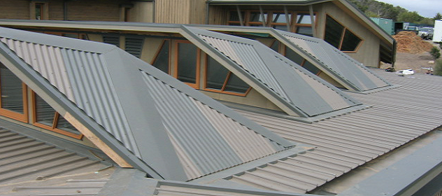 Local Metal Roofing Specialists