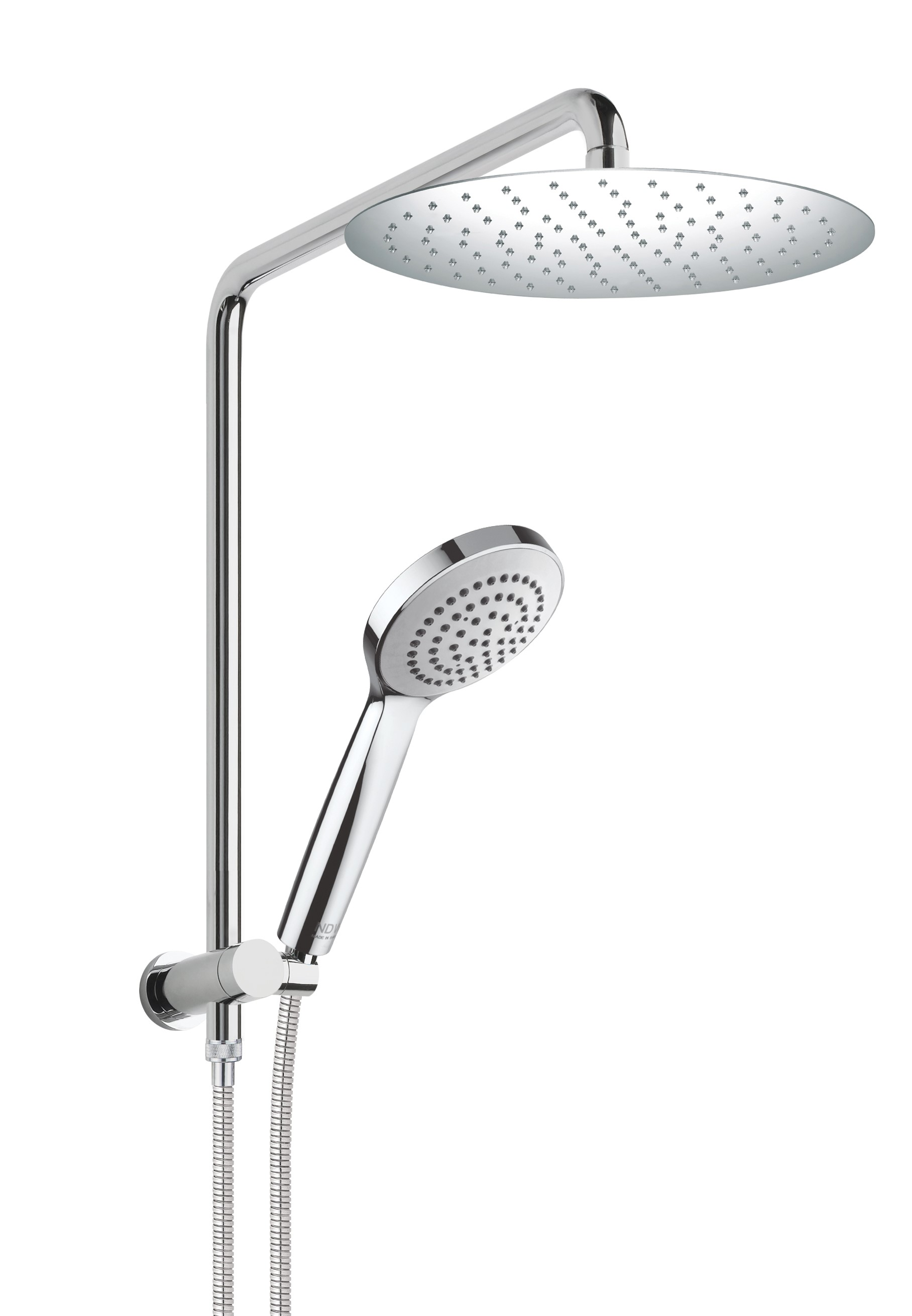 Concentric 1F Shower Riser Combo Set inc.