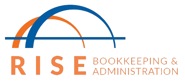 Rise Bookkeeping and Administration Logo