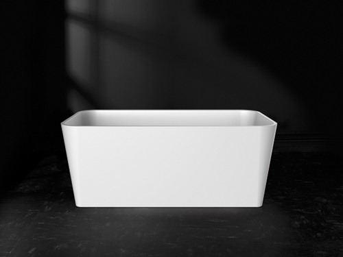 Edge Freestanding bath 1498 x 799mm, without overflow