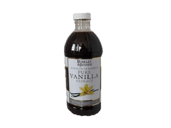 Pure vanilla extract for adding a touch of flavoring to your gluten-free baked foods.