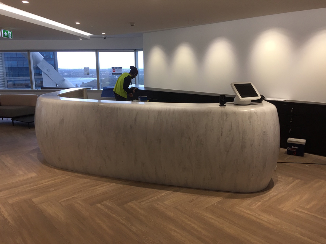 Ferguson Corporation   Perth CBD Office Fit-Out