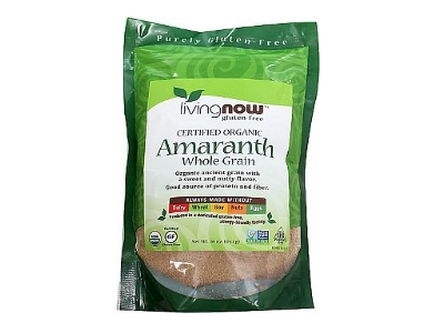 Amaranth flour is a whole grain, nutritionally dense gf flour used in my bread recipes.