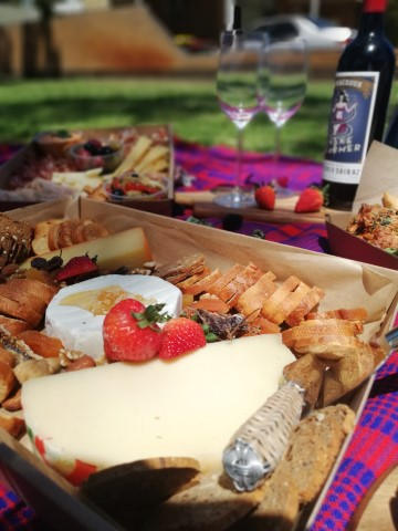 Gourmet Box from Pimlott and Strand Platters in Dianella