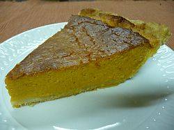 Sweet potato pie | Celeste's Best Gluten-Free Allergen-Free Recipes | www.celestesbest.com #glutenfree #gfree