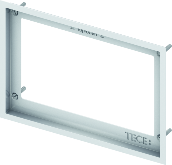 TECE decorative frame - Stainless steel
