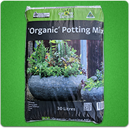 Organic Potting Mix
