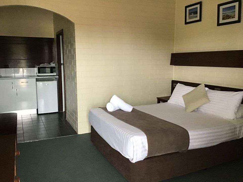 Bayview Motel Esperance Queen Room