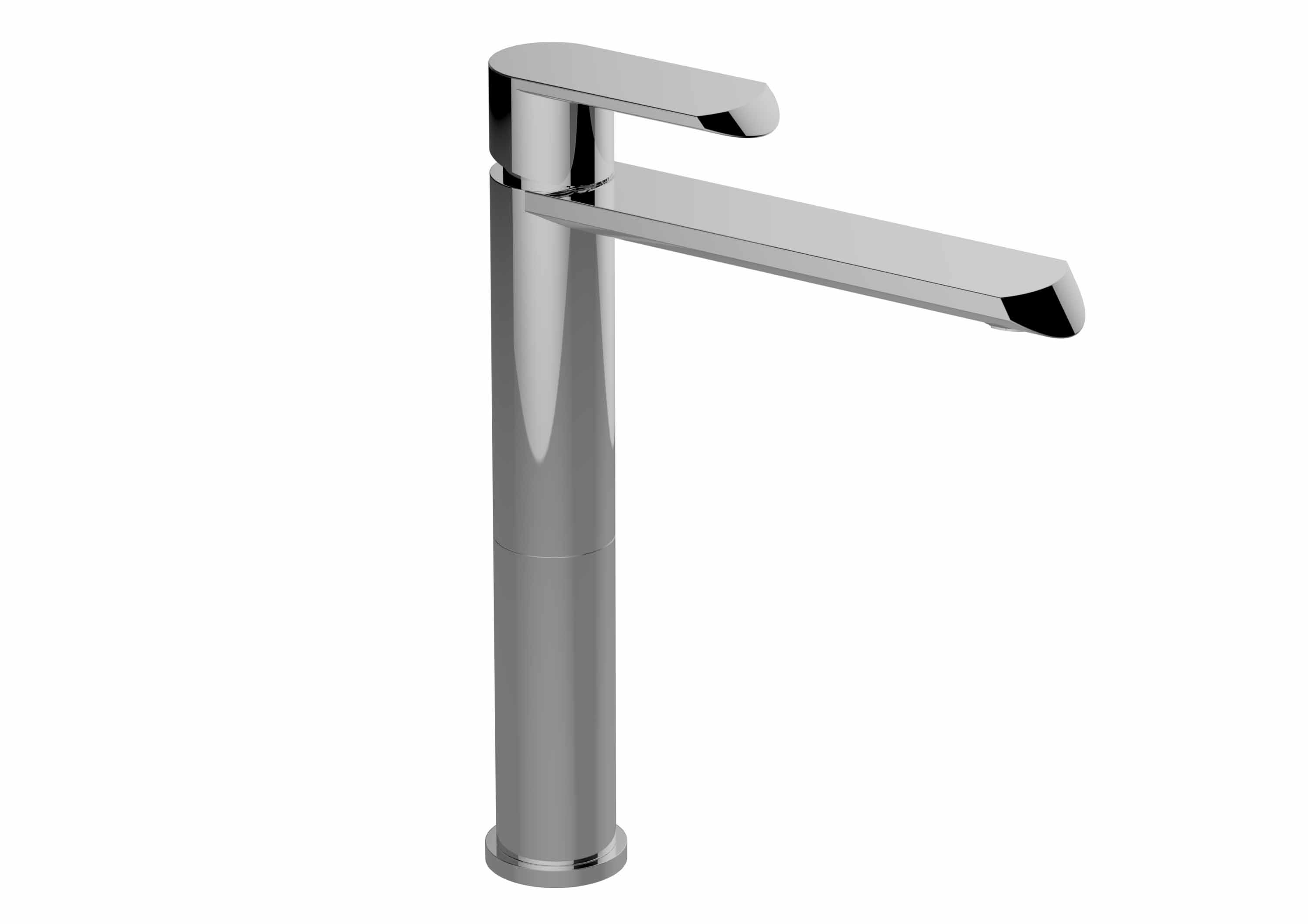 Phase Single-lever basin mixer, TALL version