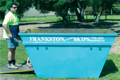 Frankston & Peninsula Skips