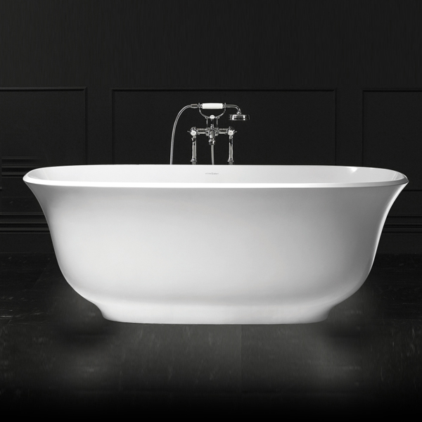 Amiata Freestanding bath 1645 x 800mm, without overflow