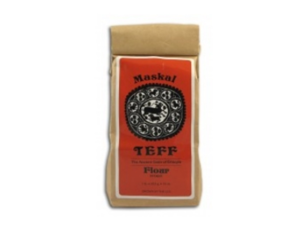 Ivory Teff Flour is one of my favorite gluten-free specialty flours for my bread recipes