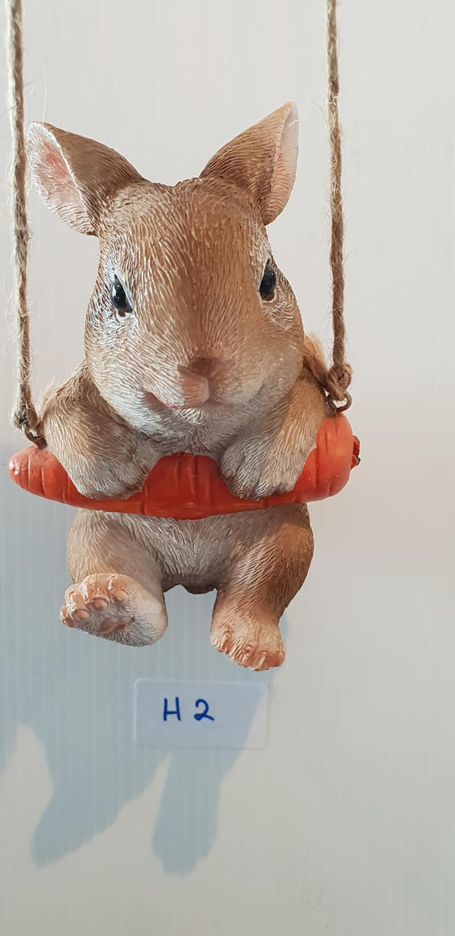 Hanging Rabbit
