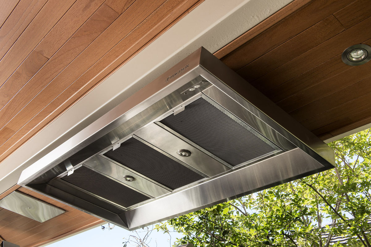 Ferguson Alfresco Lifestyle  Exhaust Canopies / Rangehoods