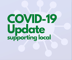 covid19 update supporting local