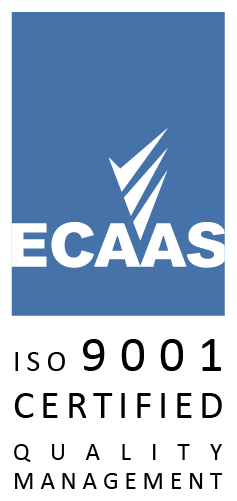 ISO 9001 Certified Quality Management