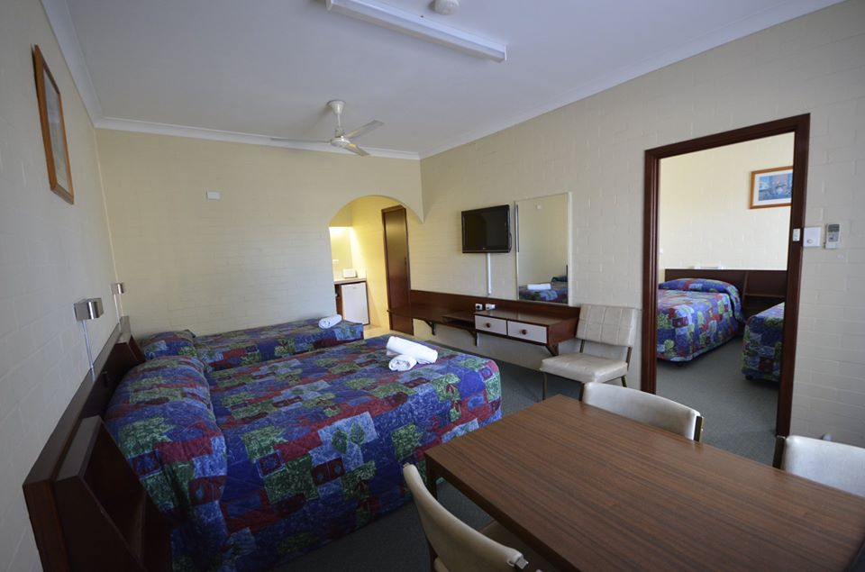 Bayview Motel Esperance Family Deluxe Room