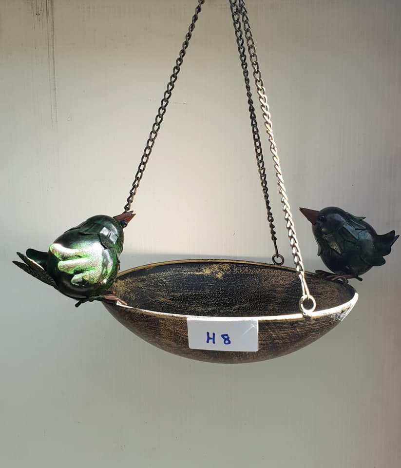 Twin Bird Bird Feeder