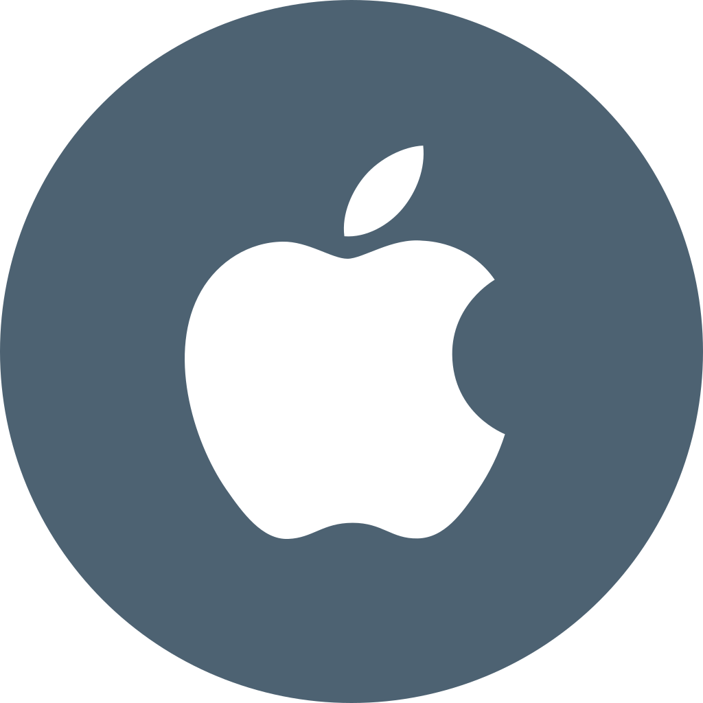 Apple-Maps logo
