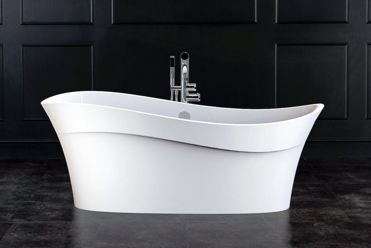 Pescadero Freestanding bath 1695 x 798mm, without overflow