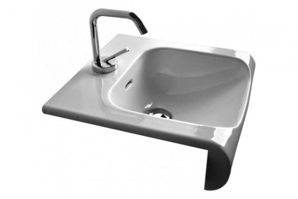 Inka Semi Recessed basin 60cm